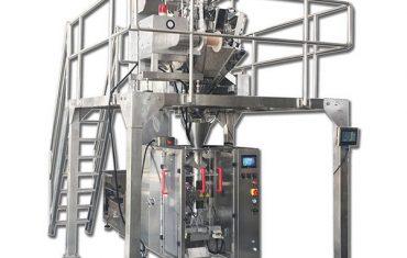 zvf-200 vertical bagger & 10head მასშტაბის დოზირების სისტემა